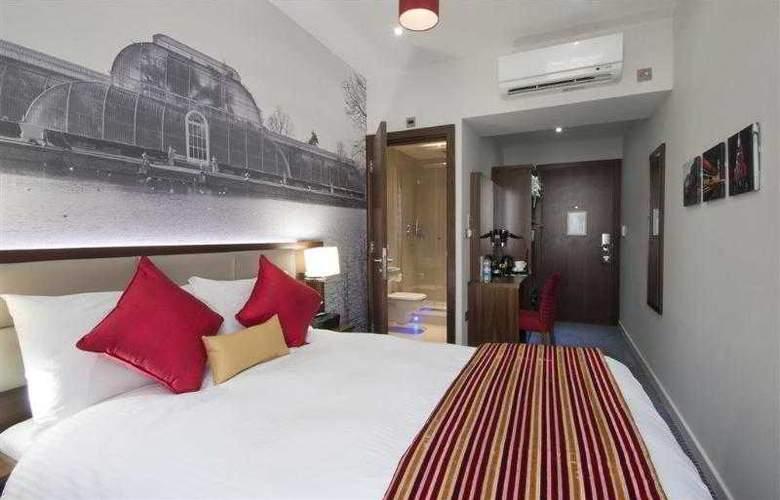 Best Western Plus Seraphine Hotel Hammersmith - Hotel - 39