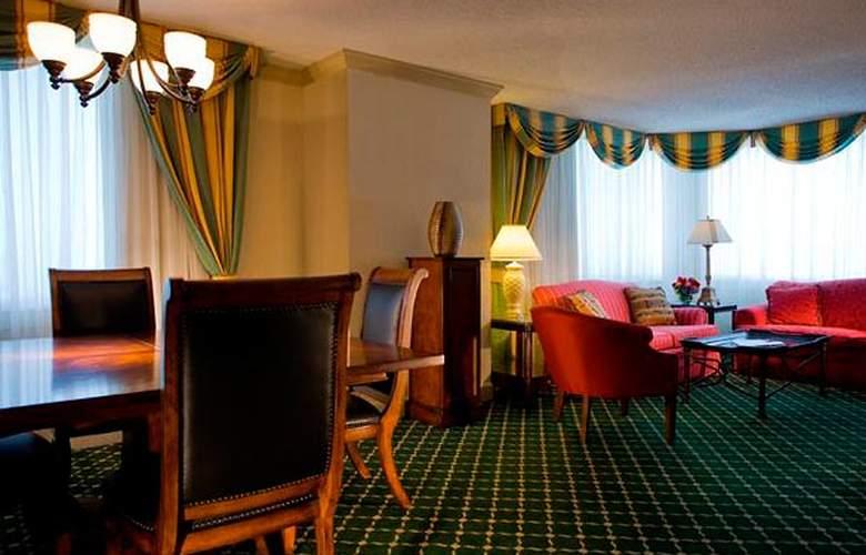 Philadelphia Airport Marriott - Room - 4