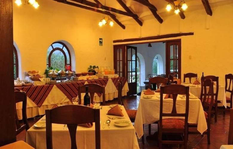 La Hacienda Del Valle - Restaurant - 2