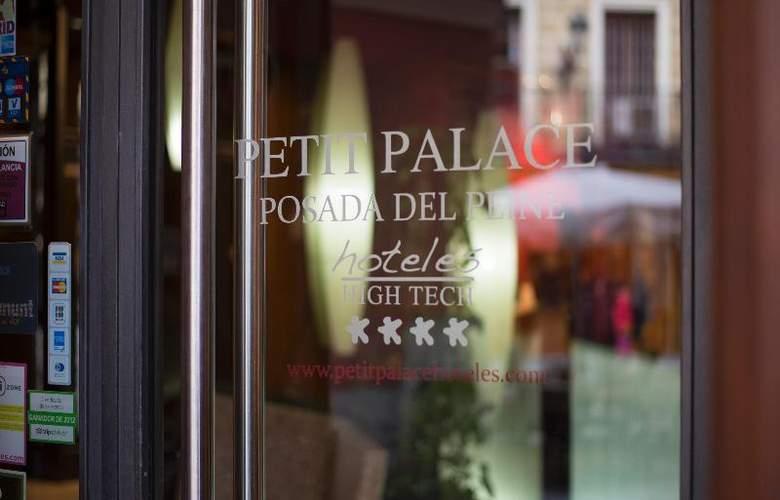 Petit Palace Posada del Peine Madrid - Hotel - 8