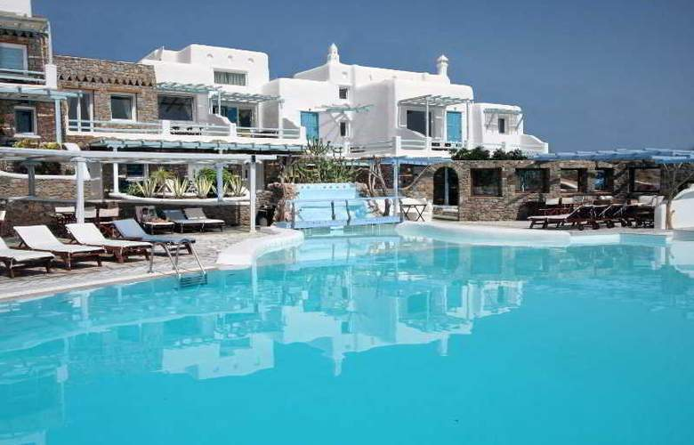 Mykonos Star - Pool - 11