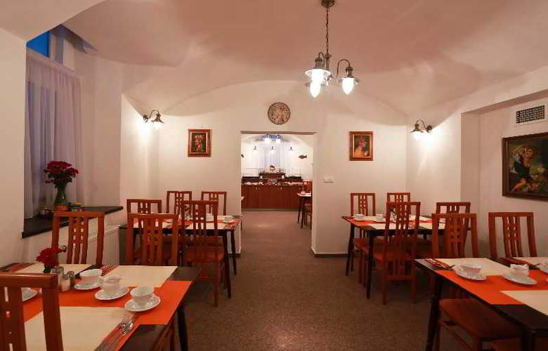 Hotel U Svatého Jana - Restaurant - 27