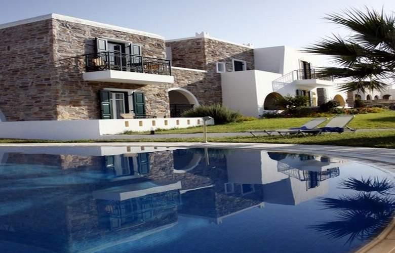 Naxos Palace Hotel - Pool - 7