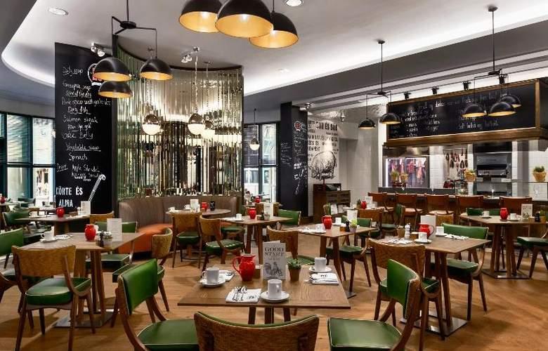 Kempinski Corvinus Budapest - Restaurant - 23