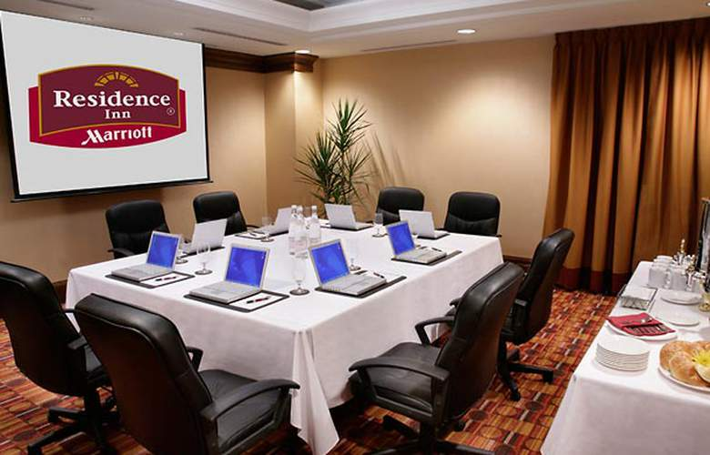 Residence Inn Toronto Downtown/Entertainment District - Conference - 4