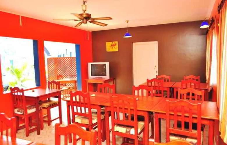 Minotel L Hacienda - Restaurant - 11