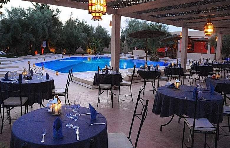 Riad La Maison des Oliviers - Restaurant - 43