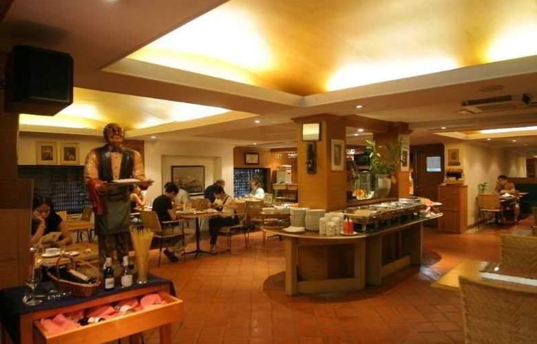 Residence Rajtaevee Bangkok - Restaurant - 7