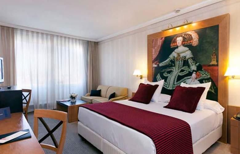 Courtyard Madrid Princesa - Room - 10
