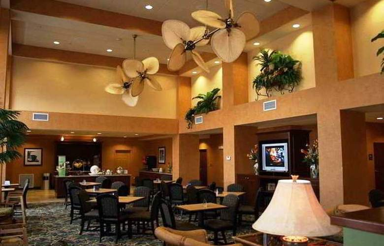 Hampton Inn & Suites Destin/Sandestin - Restaurant - 2