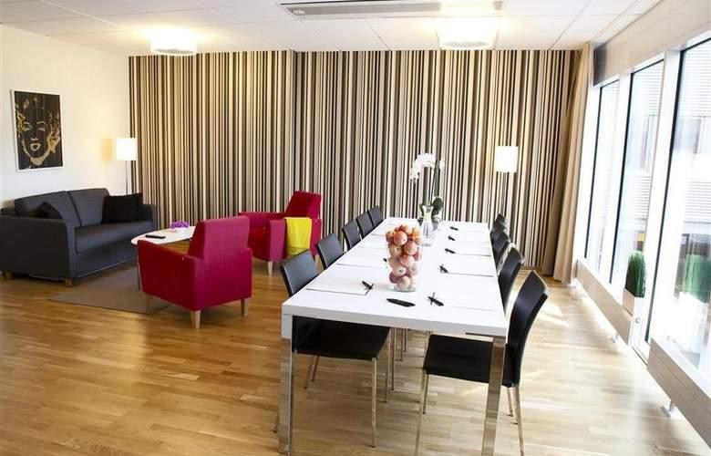 Best Western Plus Hotel Mektagonen - Conference - 78