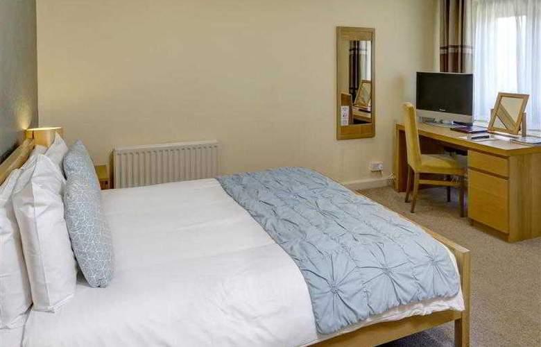 Best Western Walworth Castle Hotel - Hotel - 23