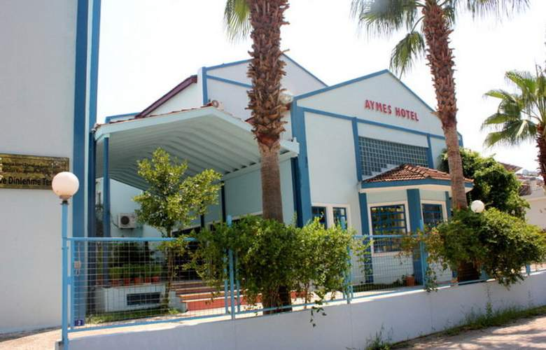 Aymes Hotel - Hotel - 5
