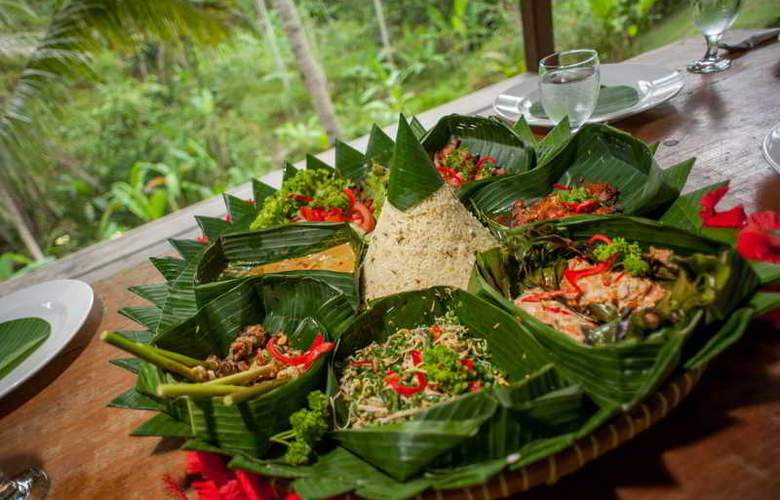 The Kampung Resort Ubud - Restaurant - 29