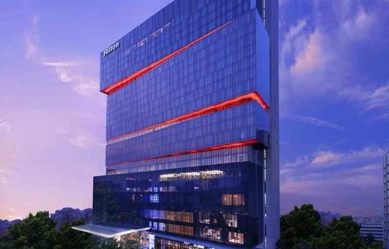 Hilton Guangzhou Tianhe - Hotel - 8