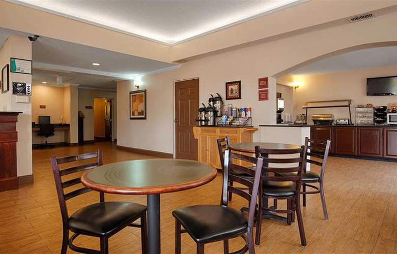 Best Western Suites - Restaurant - 43