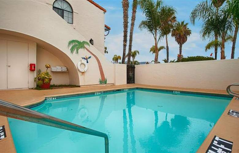 Best Western Plus Carpinteria Inn - Pool - 75
