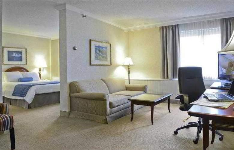 Best Western Ville-Marie Hotel & Suites - Room - 21