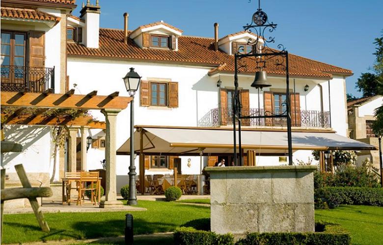 Arcea Hotel y Apartamentos Pazo Do Rio  - Hotel - 0