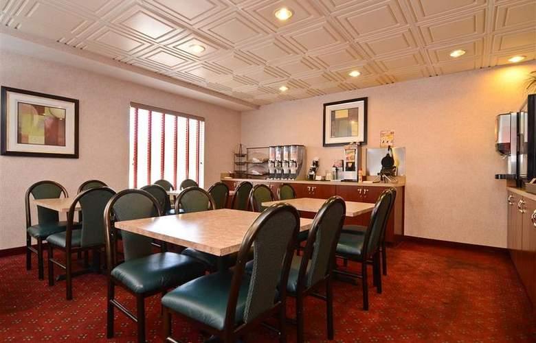 Best Western Joliet Inn & Suites - Restaurant - 162