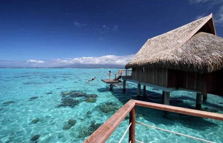 Sofitel Moorea Ia Ora Beach Resort - Terrace - 11