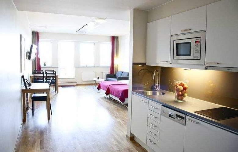 Best Western Plus Hotel Mektagonen - Hotel - 12