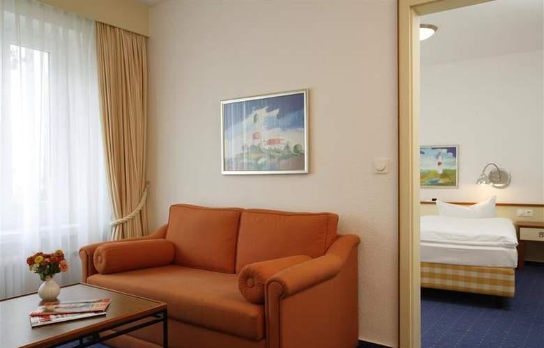 Best Western Hanse Hotel Warnemuende - Room - 60