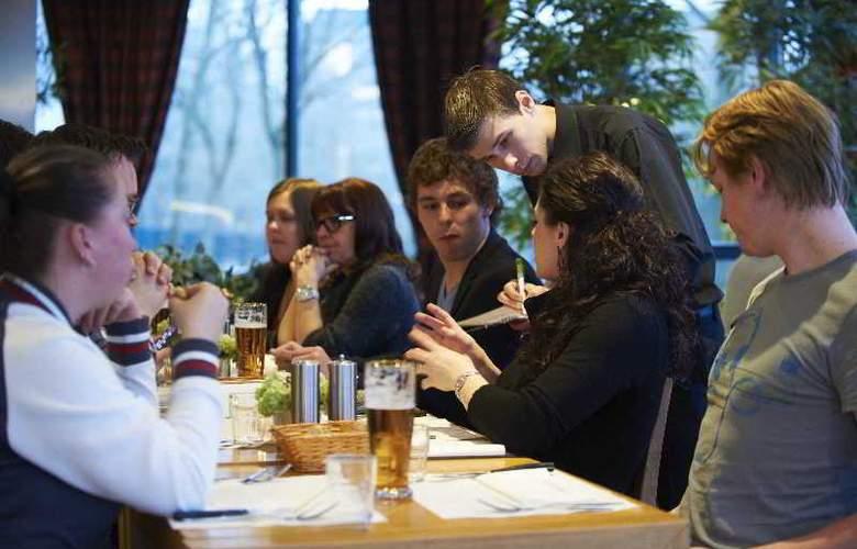 Bastion Hotel Bussum-Zuid Hilversum - Restaurant - 3