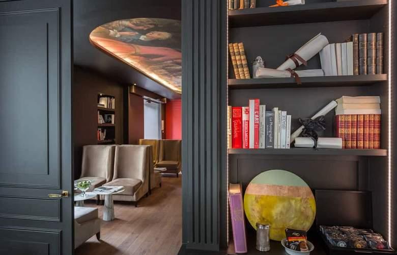 Hotel La Comtesse - General - 8