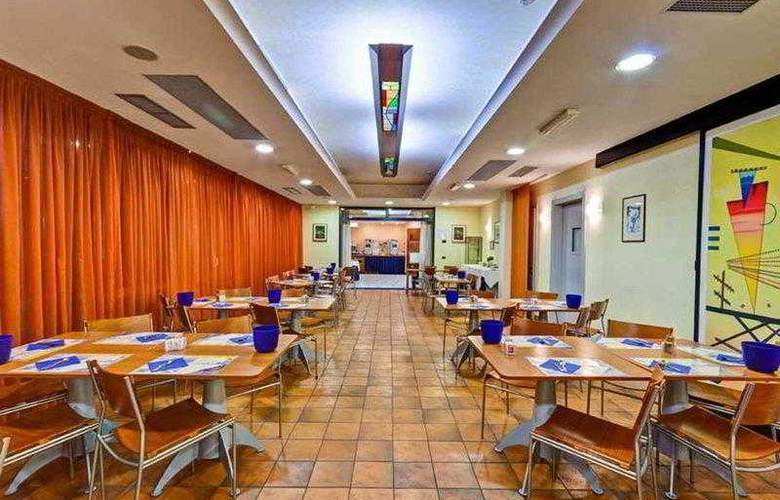 Best Western Blu Hotel Roma - Restaurant - 97
