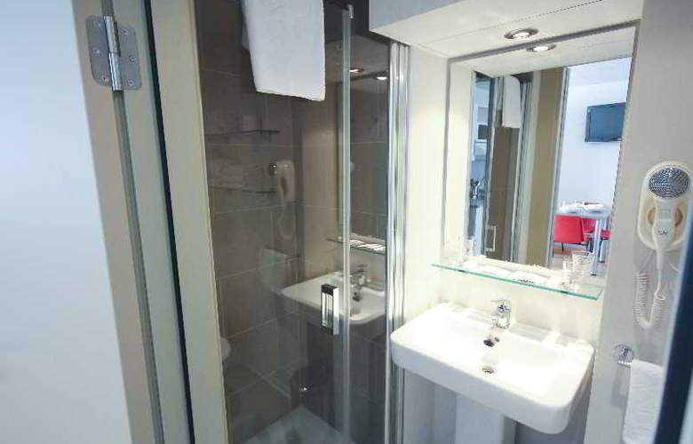 Vértice Roomspace Madrid - Room - 12
