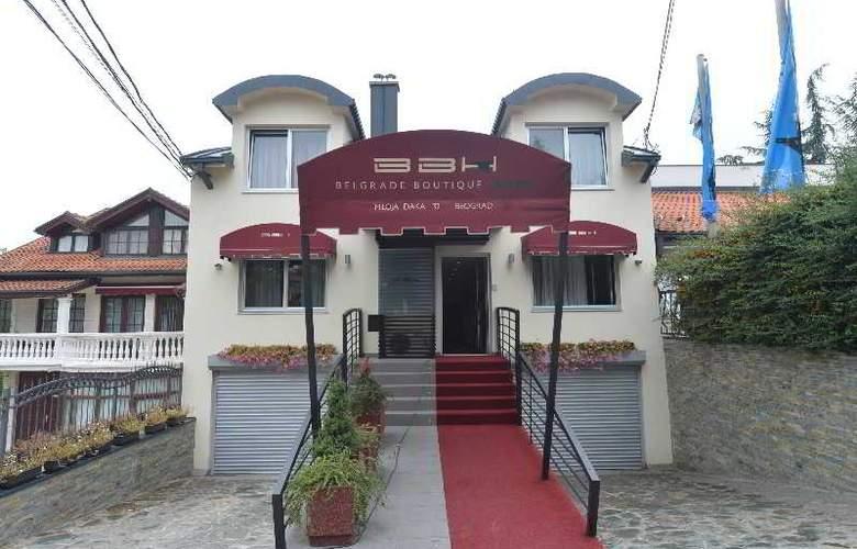 Belgrade Boutique - Hotel - 0