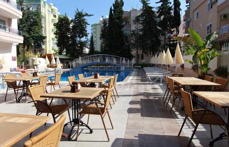 Elite Orkide Suite Hotel - Terrace - 22