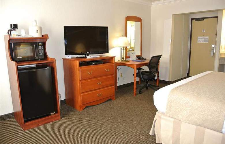 Best Western Town & Country Hotel - Room - 52