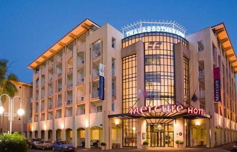 Mercure Thalassa Port Fréjus - Hotel - 51