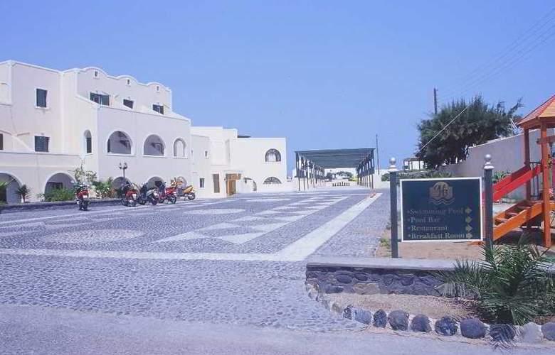 Oceanis Beach - Hotel - 0