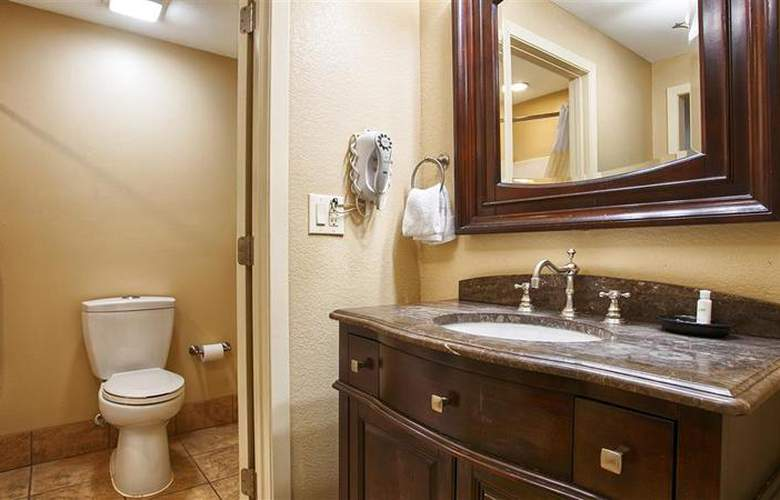 Best Western Coach House Inn - Room - 129