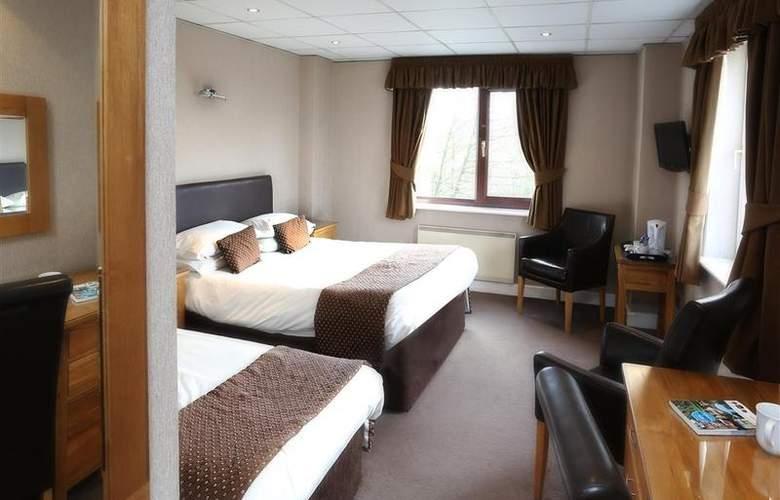 Best Western Park Hall - Room - 224