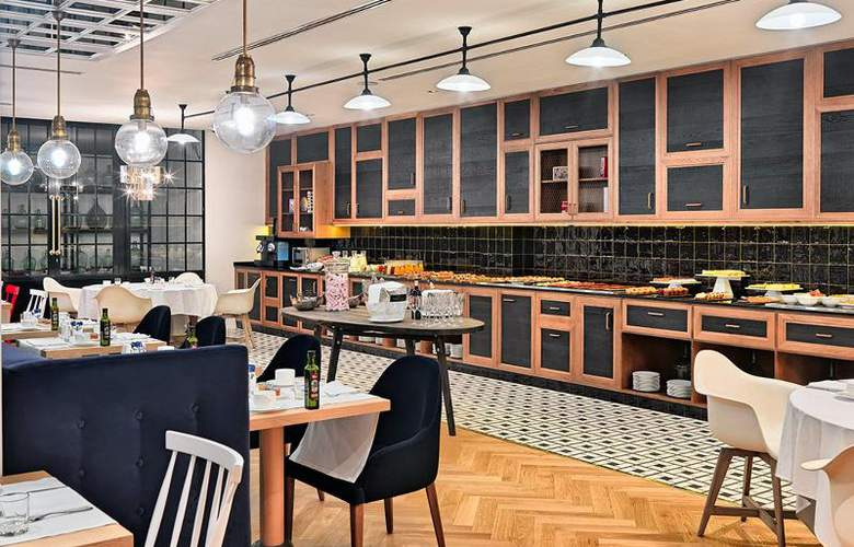 H10 Metropolitan - Restaurant - 33