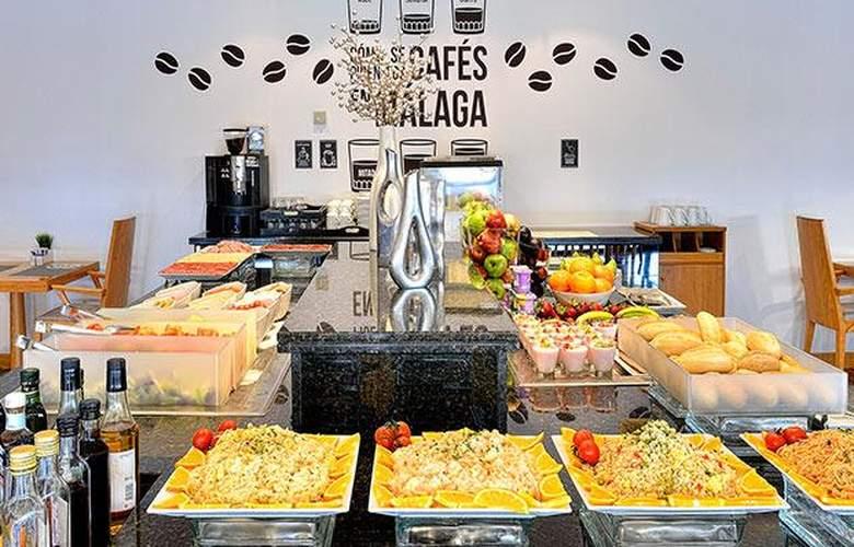 Tryp Málaga Alameda - Restaurant - 18