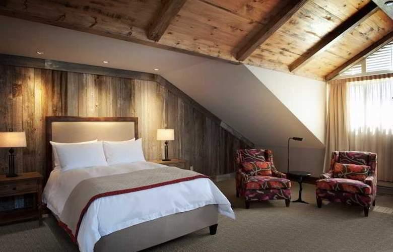Manoir Saint-Sauveur - Room - 11