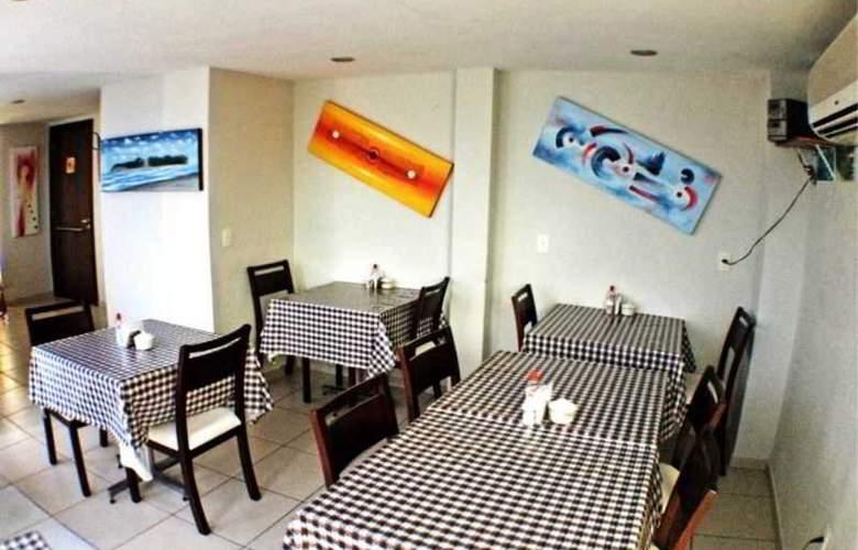 Delphia Marsallis Residence Flat - Restaurant - 7
