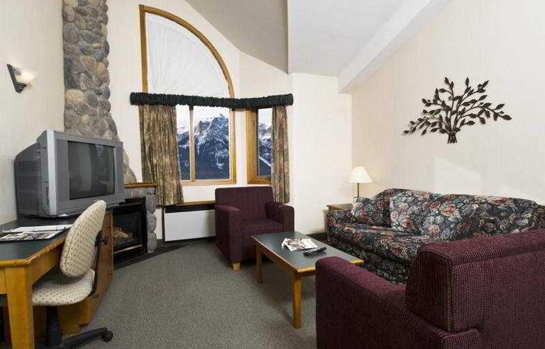 Quality Resort Chateau Canmore - Room - 7