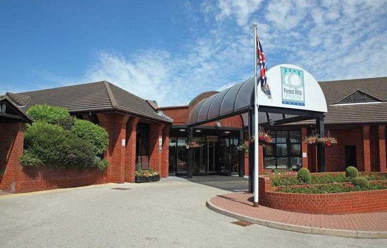 Best Western Forest Hills Hotel - Hotel - 1