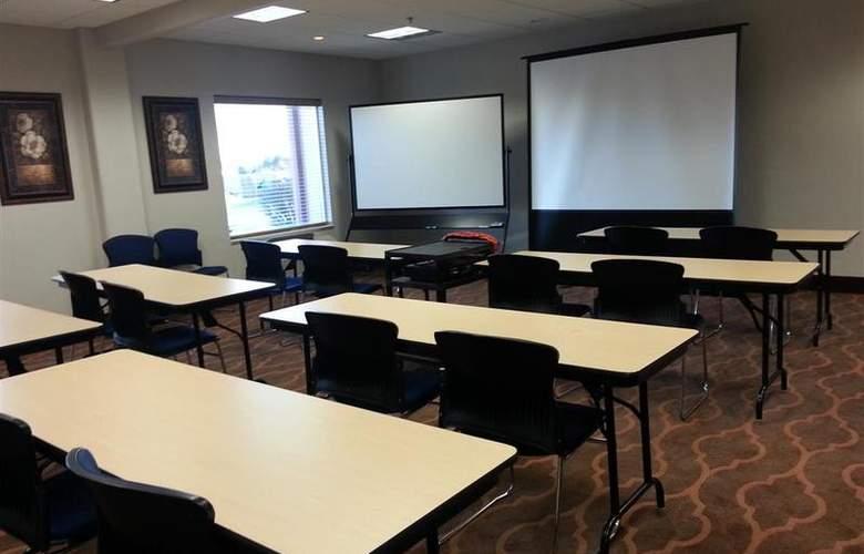 Best Western Joliet Inn & Suites - Conference - 153