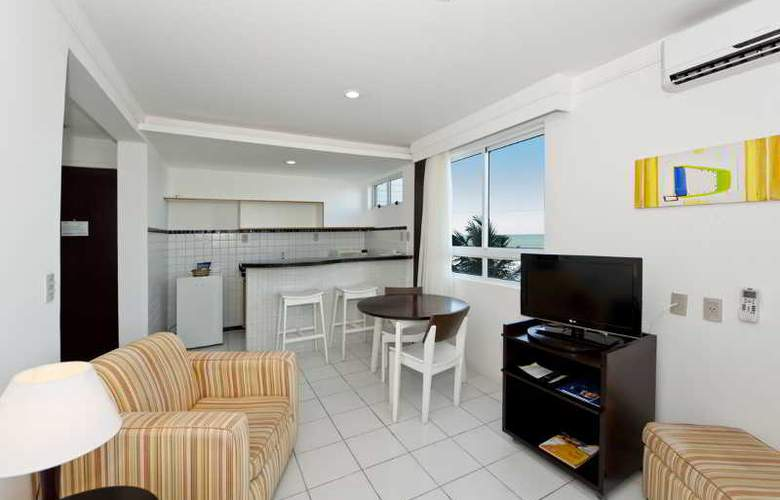 Nobile Suites Ponta Negra Beach - Room - 4