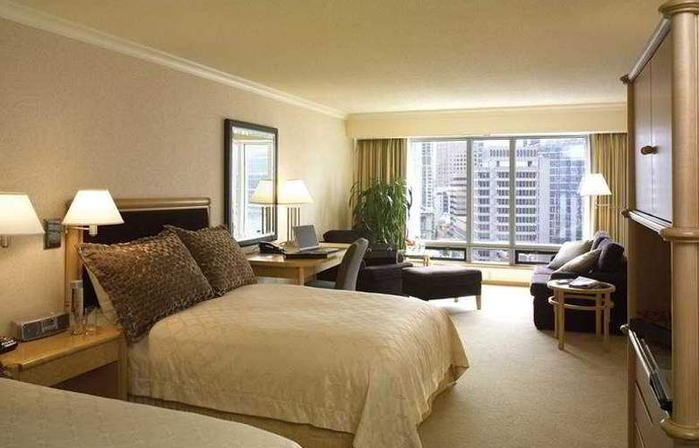 Pan Pacific Vancouver Hotel - Room - 0