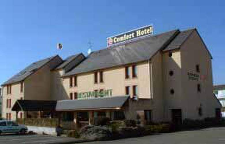 Comfort Hotel angers beaucouze - Hotel - 0