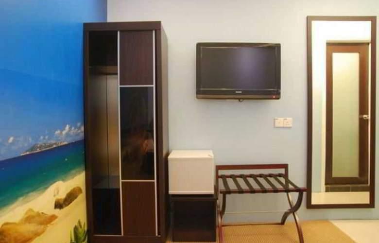 Hotel Rae Bukit Bintang - Room - 11