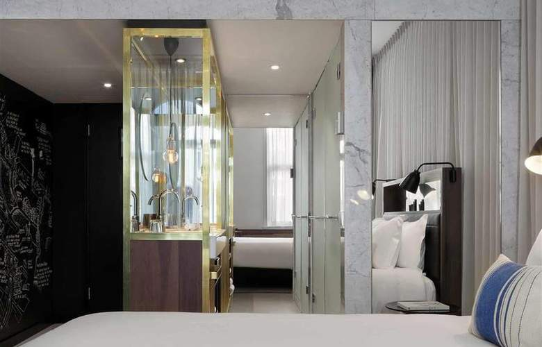INK Hotel Amsterdam MGallery by Sofitel - Room - 28